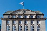 Ehemaliges Reichsbankgebäude in Hamburg / Former Reichsbank building in Hamburg