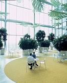BARCLAYS HEADQUARTERS, LONDON, UNITED KINGDOM, Architect HOK INTERNATIONAL