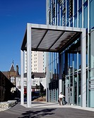 BEN PIMLOTT BUILDING, GOLDSMITHS COLLEGE, LONDON, UNITED KINGDOM, Architect ALSOP ARCHITECTS LIMITED, 2004