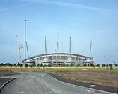 COMMONWEALTH STADIUM, MANCHESTER, UNITED KINGDOM, Architect LOBB SPORTS ARCHITECTURE