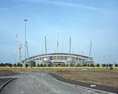 COMMONWEALTH STADIUM, MANCHESTER, UNITED KINGDOM, Architect LOBB SPORTS ARCHITECTURE