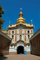 Gate Church of the Trinity, Kiev_Pechersk Lavra, UNESCO World Heritage Site, Kiev, Ukraine, Europe