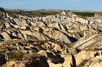Paisaje protegido Barrancos de Gebas  Alhama de Murcia  Murcia.