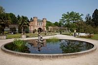 Botanical Garden, Karlsruhe, Baden-Wuerttemberg, Germany, Europe
