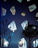 MIKIMOTO GINZA 2, TOKYO, JAPAN, Architect TOYO ITO + TAISEI DESIGN PAE