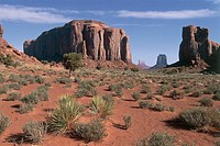 USA, Arizona, Monument Valley, North Window
