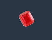 Gems - oxides and hydroxides - Ruby.