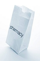 Pharmacy Bag close up