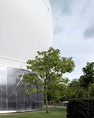 SERPENTINE GALLERY SUMMER PAVILION 2006, LONDON, UNITED KINGDOM, Architect REM KOOLHAAS _ OFFICE FOR METROPOLITAN ARCHITECTURE, 2006