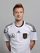 Marco REUS, official portrait of the German National Football Team