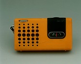 Modern antiques, Nederland, 20th century - Philips transistor radio, late 60's.