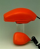Italy, 20th century - Sit-Siemens Grillo telephone, 1965, designed by Richard Sapper and Marco Zanuso.  Private Collection