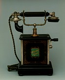 Sweden, 20th century - Ericsson local battery telephone, circa 1910.  Private Collection