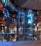 One New Change, Jean Nouvel, London, 2010, LONDON, UNITED KINGDOM, Architect
