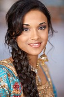 East Indian Woman