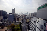 Street views in Tokyo, UNKNOWN, JAPAN, Architect