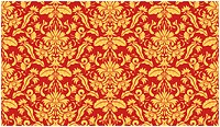 Vector illustration of Seamless Ornate floral Decorative wallpaper background.