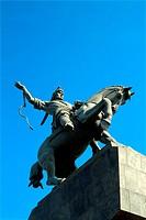 salavat yulaev in ufa _ biggest horse monument in russia