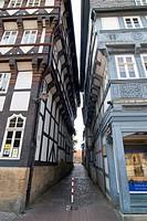 Schmale Starße Goslar