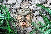 Mauerwerk in Taormina _ Masonry in Taormina