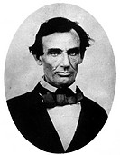 1809_1865. 16th President of the United States. Photograph, c1860.