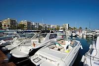 Port of Marbella, Costa del Sol, Andalusia, Spain, Europe