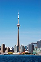 Toronto downtown skyline