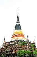 Pagoda Design, Pitsanulok City, Thailand