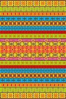 Ethnic African motifs