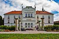 Minorites' monastery in Tulln on the Danube river, Lower Austria, Austria