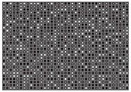 Squared texture
