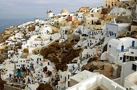 Greece, Santorini, Ia