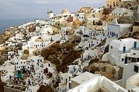 Greece, Santorini, Ia