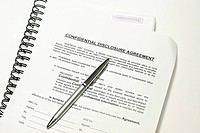 Confidential Information disclosure agreement