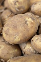 Organic Jersey Potatoes
