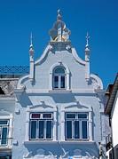 Stadthaus historisch