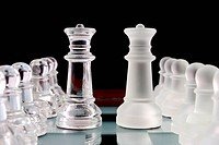 Pawns and queens