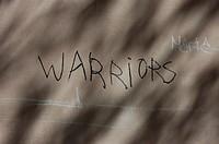 Graffiti Wall: warriors