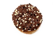 A Chocolate Doughnut