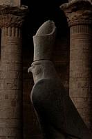 Edfu, Egypt.