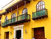 Cartagena of the Indies, Bolívar Department, Colombia.