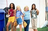 Pre_teen Girl Friends