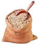 Sack Of Oats Cut Out