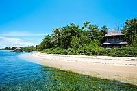 Bastimentos island, Bocas del Toro province, Caribbean sea, Panama.