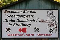 Glasebach Pit, Harzgerode_Straßberg, Harz District, Harz, Saxony_Anhalt, Germany / Grube Glasebach, Harzgerode_Straßberg, Landkreis Harz, Harz, Sachse...