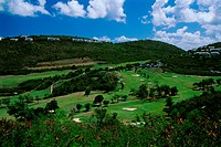 Mahogany Golf Course on St. Thomas