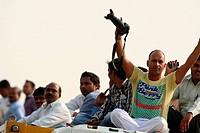 Colour, F1, Indian Grand Prix, New Delhi, India