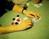 Hands, Cards, and Poker Chips