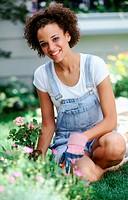 Gardeners portrait