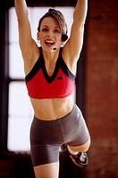 Aerobic instructor